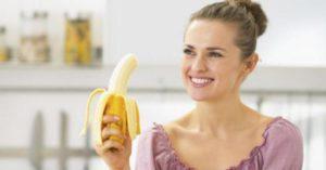 Банан слабит или крепит стул