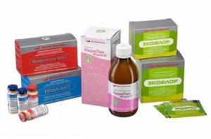 препараты с бифидобактериями выбрать для кишечника