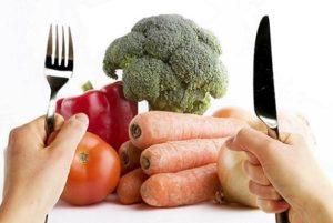 диета при ГЭРБ с эзофагитом