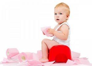 запор у ребенка в 5 лет