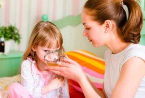 у ребенка рвота и температура