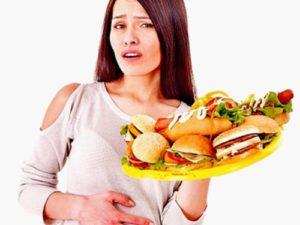 понос после еды
